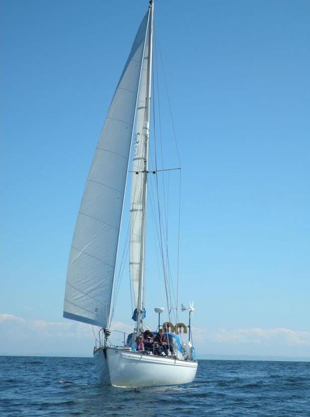 RYA Sail Cruising Course