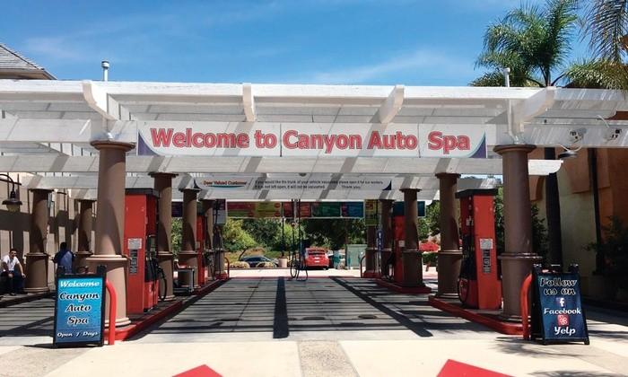 Canyon Auto Spa