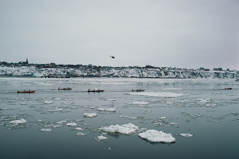 Sail the cold seas this winter