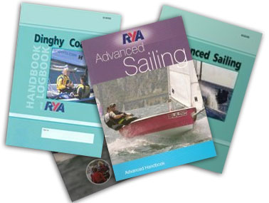 picture of sailing tutorial books