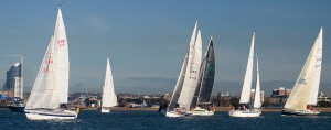 Sailing on the Solent - with thanks to https://www.flickr.com/photos/wobbet/