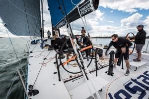 Brian Carlin - Team Vestas Wind