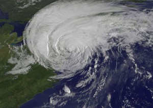 Hurricane Irene credit NOAA