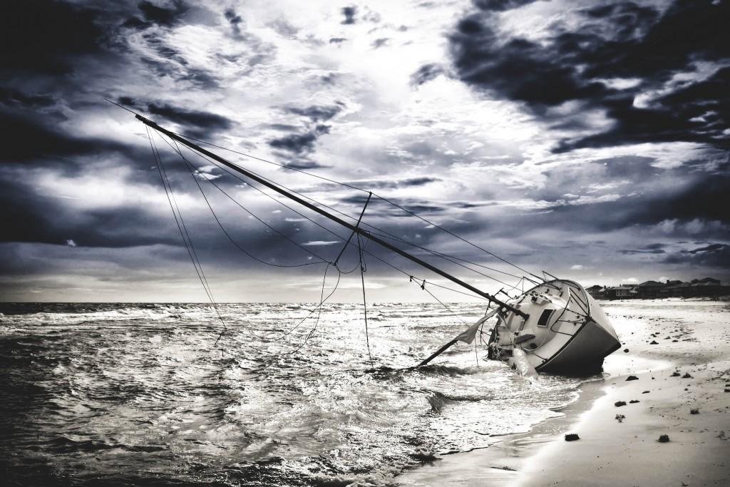 Shipwreck Kim Hill