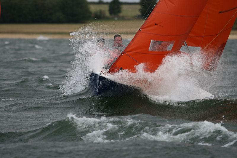 Windy dinghy