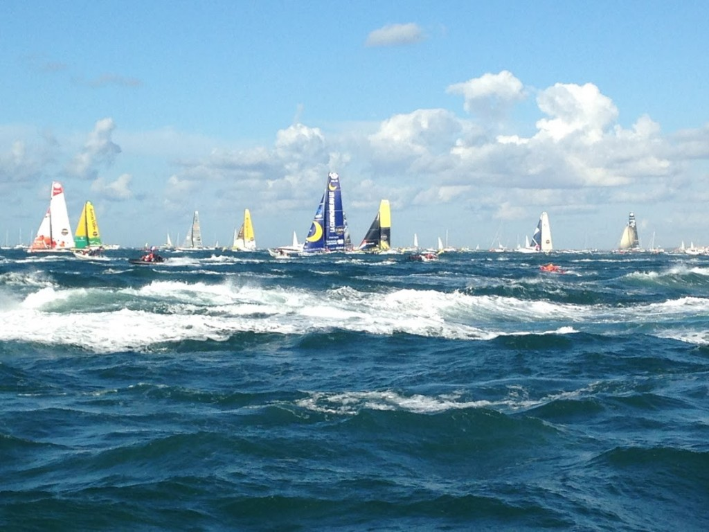 Vendee Globe Grand Depart